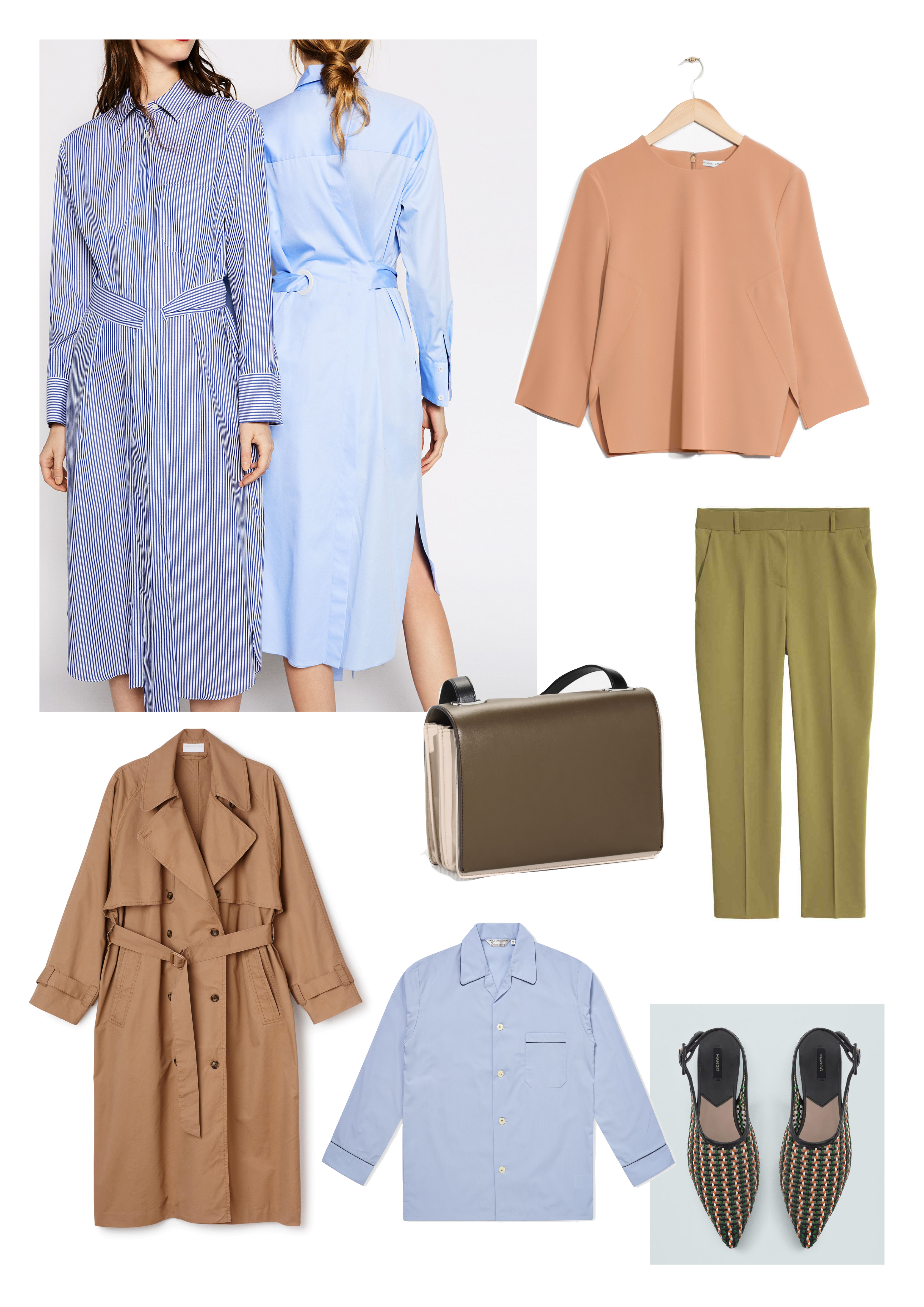 Curated highstreet spring